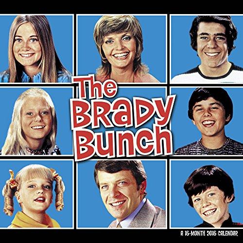 The Brady Bunch Wall Calendar (2016) ()