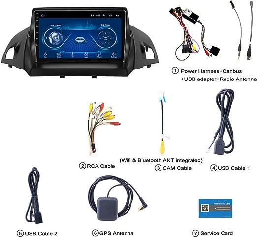 SILENTLY Navegación GPS para 2013-2016 Ford Maverick SUV Coche GPS ...