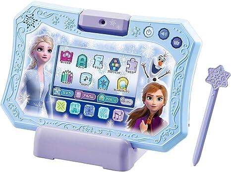 Amazon | ディズニー アナと雪の女王2 ドリームカメラタブレット | 携帯ゲーム | おもちゃ