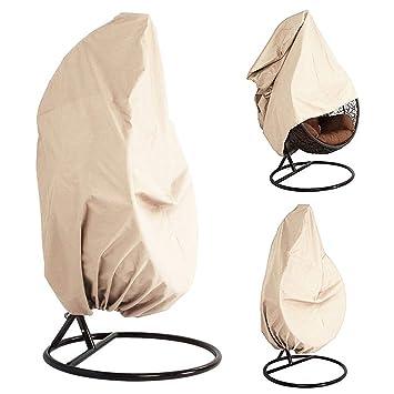 Yzki Housse de Chaise Suspendue en Tissu Oxford avec revêtement ...