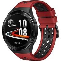 HUAWEI Watch GT 2e, 2 week battery life, 85 Custom Workout Modes, 46mm - Lava Red