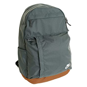Nike NK ELMNTL BKPK-LBR Mochila, Adultos Unisex, Mineral Spruce/Outdoor Green/P, One Size: Amazon.es: Deportes y aire libre
