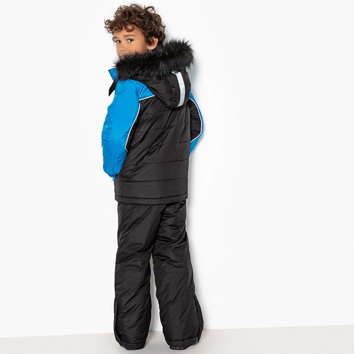La Redoute Collections Big Boys Ski Jacket, 3-16 Years Blue Size 3 Years by La Redoute (Image #3)