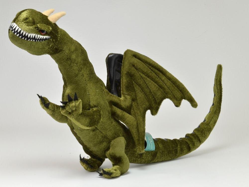 Harry Potter Welsh Green Dragon Plush