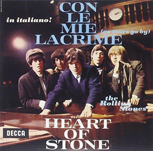 Con-Le-Mie-Lacrime-Heart-of-Stone-Vinile-45-giri-Esclusiva-Amazonit