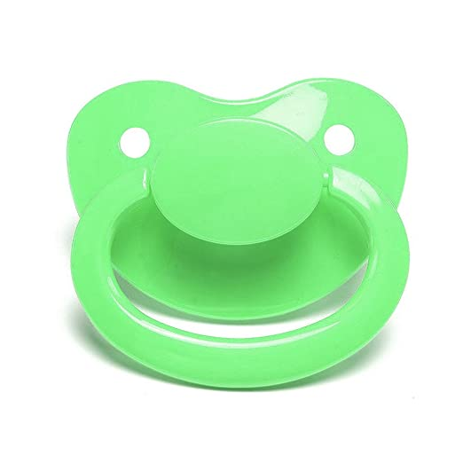 Amazon.com: littleforbig adulto Sized Pacifier Dummy para ...