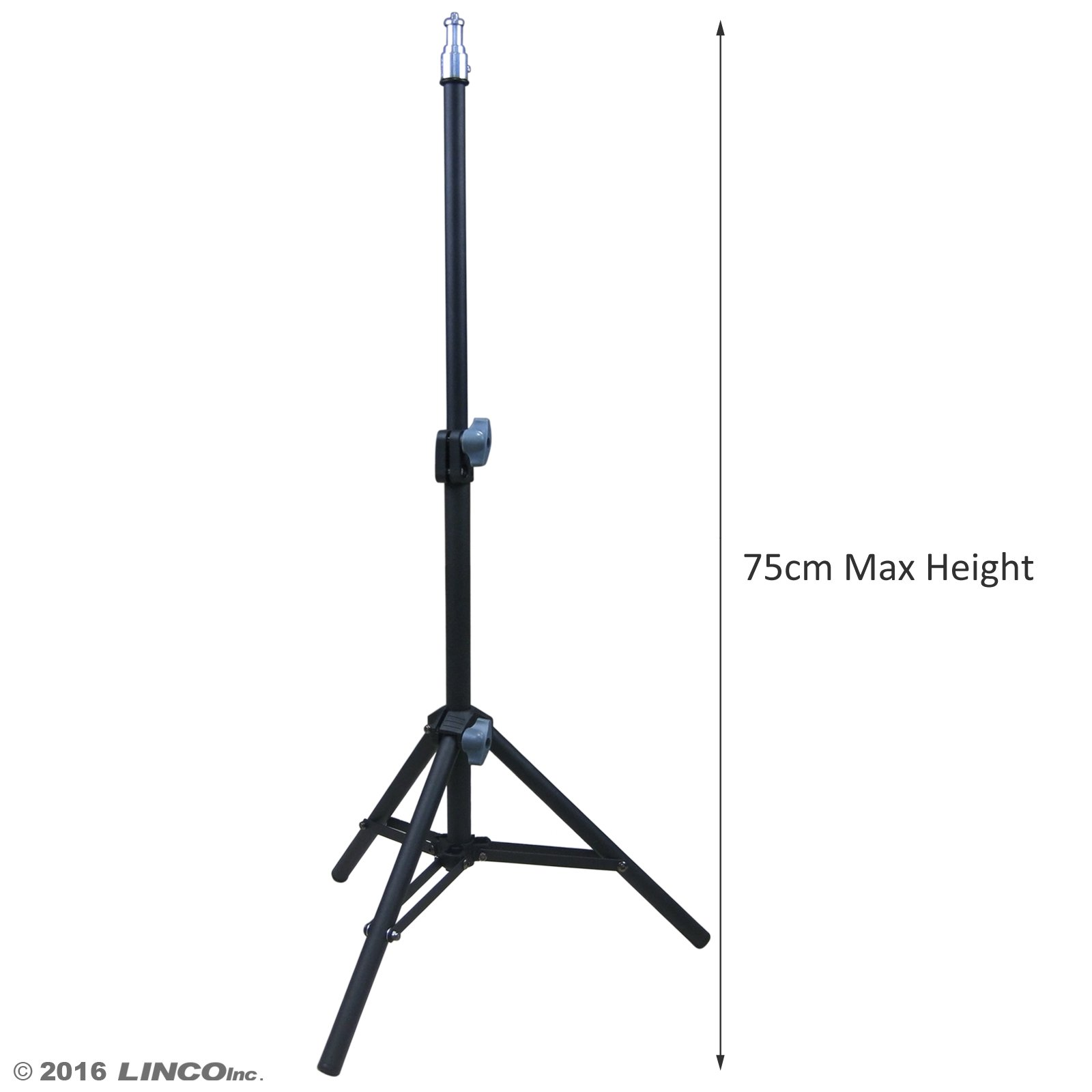 Linco Lincostore Photography Back Light Stands with 75cm Max Height for Relfectors, Softboxes, Lights, Umbrellas, Backgrounds