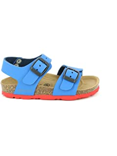 Grunland Junior SB0802 Sandalen Kind Blau 19 VwKZJhNLPi