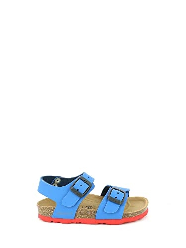 Grunland Junior SB0016 Sandalen Kind Blau 33 M9SlQkypF