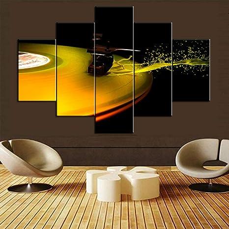 Home Decor Fine Art Art Design Office Decor Art Poster Posters Abstract ,Colorful Ar,new  home gift Original Art Wall Decor