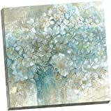 Portfolio Canvas Decor Hydrangeas by E. Franklin Large Canvas Wall Art, 24 x 24""
