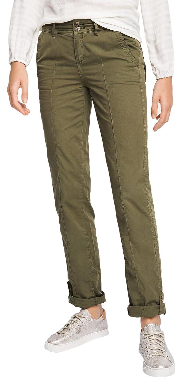 TALLA 34W / 32L. Esprit Zum Krempeln - Pantalones Mujer