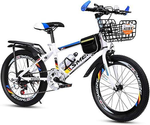Bicicleta para niños, Velocidad Variable de 20 Pulgadas con ...