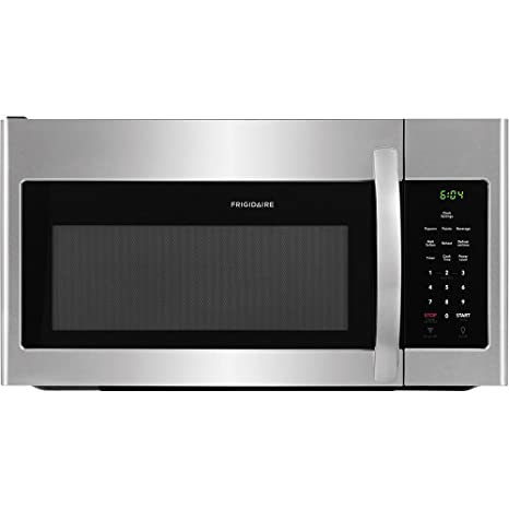 Amazon.com: Frigidaire over-the-range Microondas de acero ...