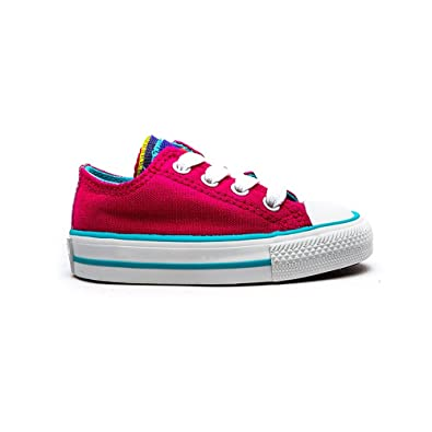 Converse All Star Party Berry Pink - Infants Low Top Trainers