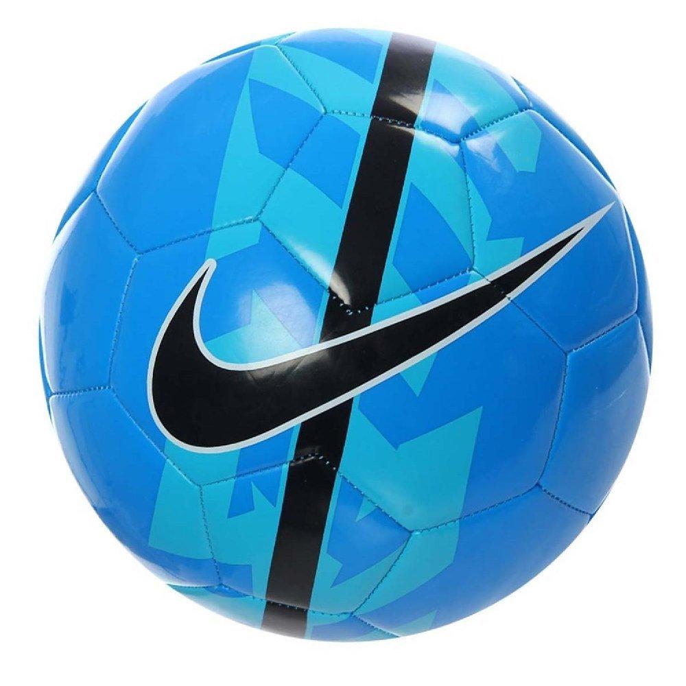 Nike React - Balón de fútbol, Color Blanco y Negro - tamaño 4 ...