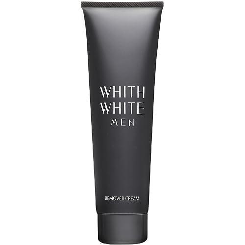 WHITH WHITE メンズ 除毛クリーム