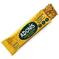 Adonis Low Sugar Crunchy Turmeric Snack Bars with Brazil Nuts | 100% Natural, Low Carb, Gluten Free, Vegan, Paleo (5)