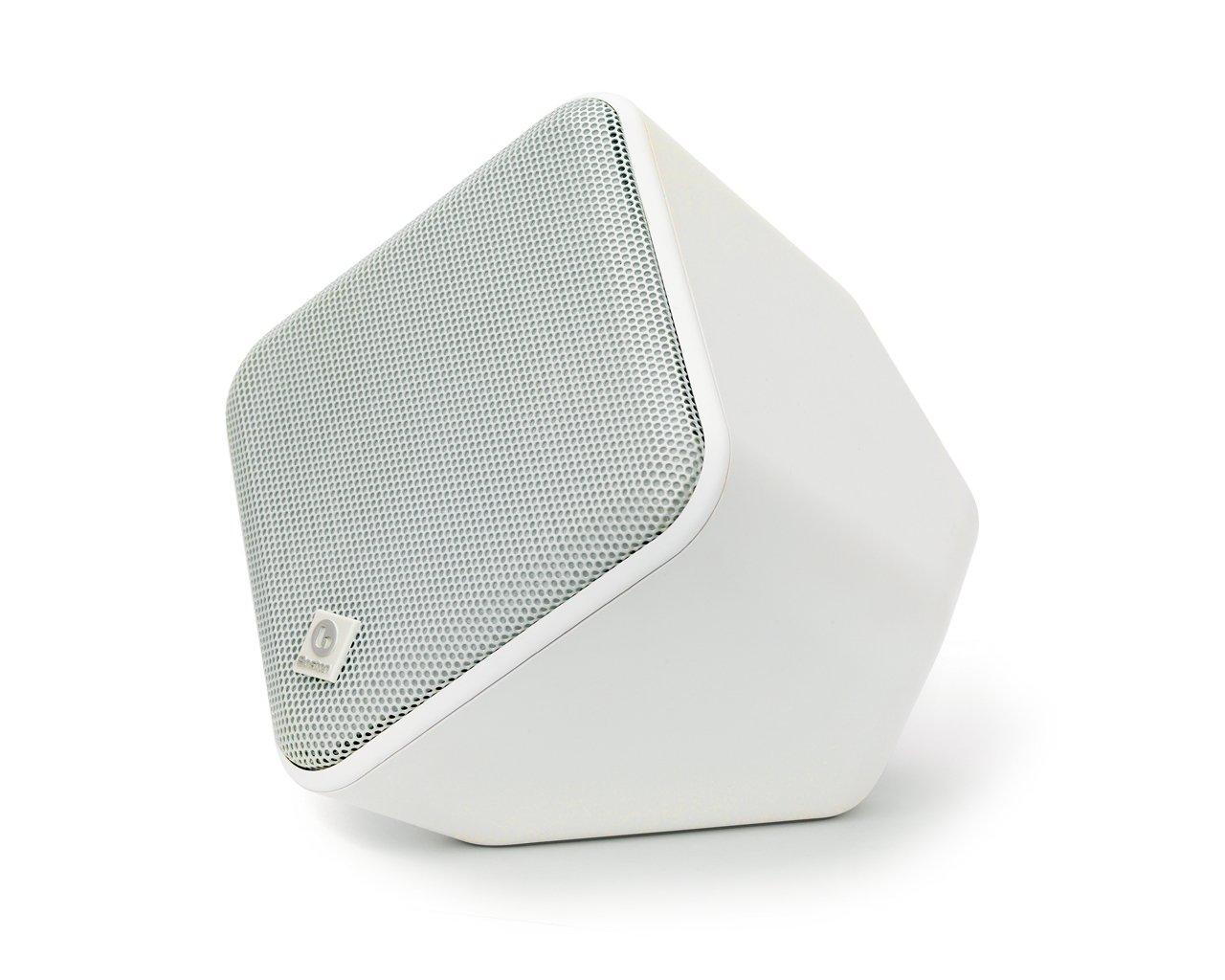 Boston Acoustic SoundWare XS Ultra-Compact Satellite Speaker (White) by Boston Acoustics