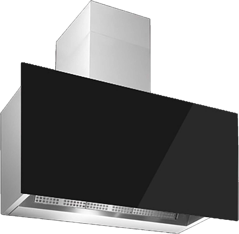 frecan – Campana Pared Inder pared 90 negro Motor 1080: Amazon.es: Grandes electrodomésticos