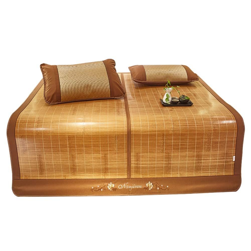マットレス 冷却マットレス折りたたみ式、氷なしスムーズエアコンマット、枕カバー付き夏寝具 (Size : W1.8mx2.00m) B07T9QZMSS  W1.8mx2.00m