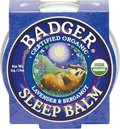 Badger Sleep Balm - .75 oz Tin