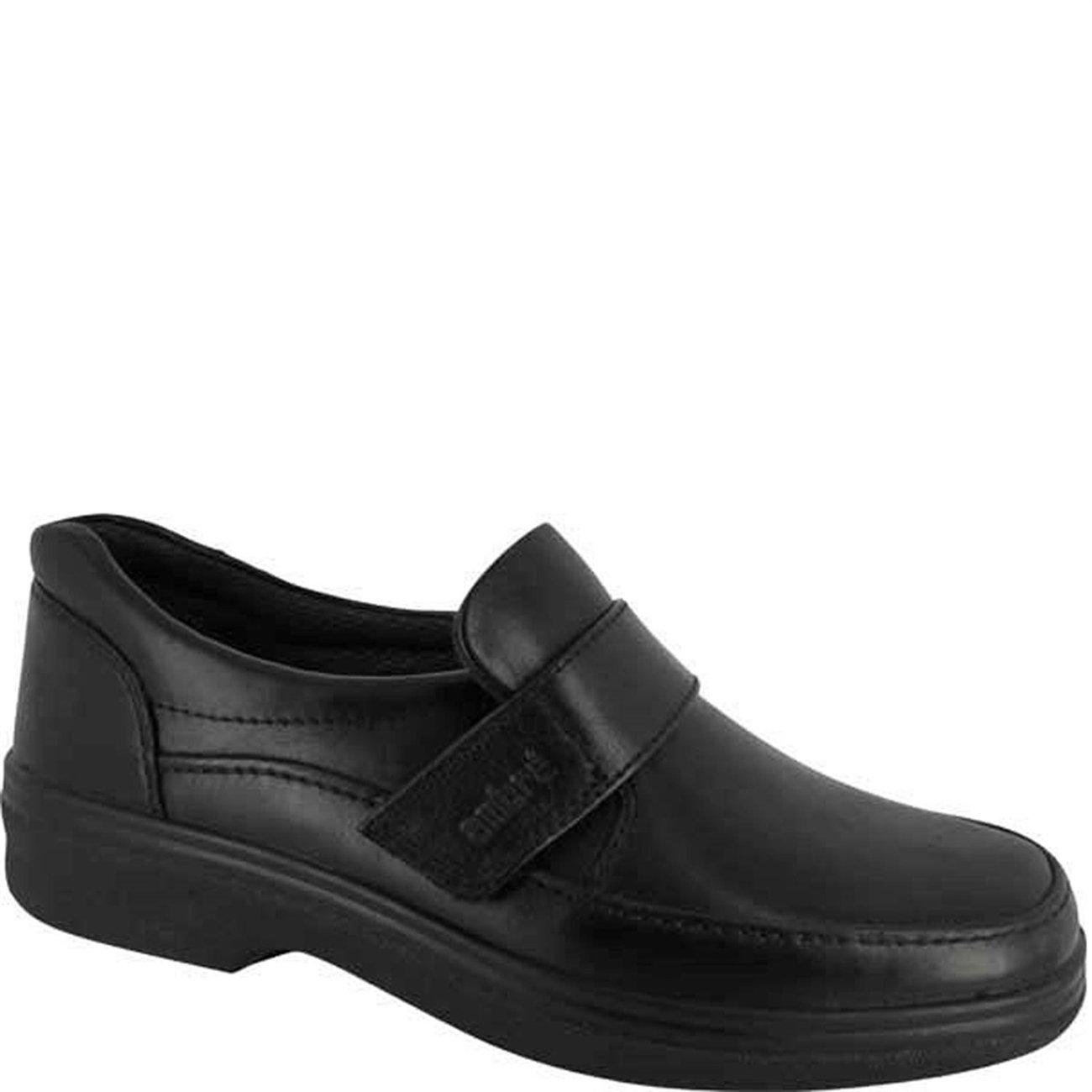Ambre Velcro   Herren Classic Velcro Ambre Schuhe schwarz schwarz c1e353