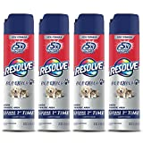 Resolve Pet Expert High Traffic, Carpet Foam, 22 oz (Pack of 4)