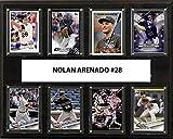 C&I Collectables MLB Colorado Rockies Men's Nolan
