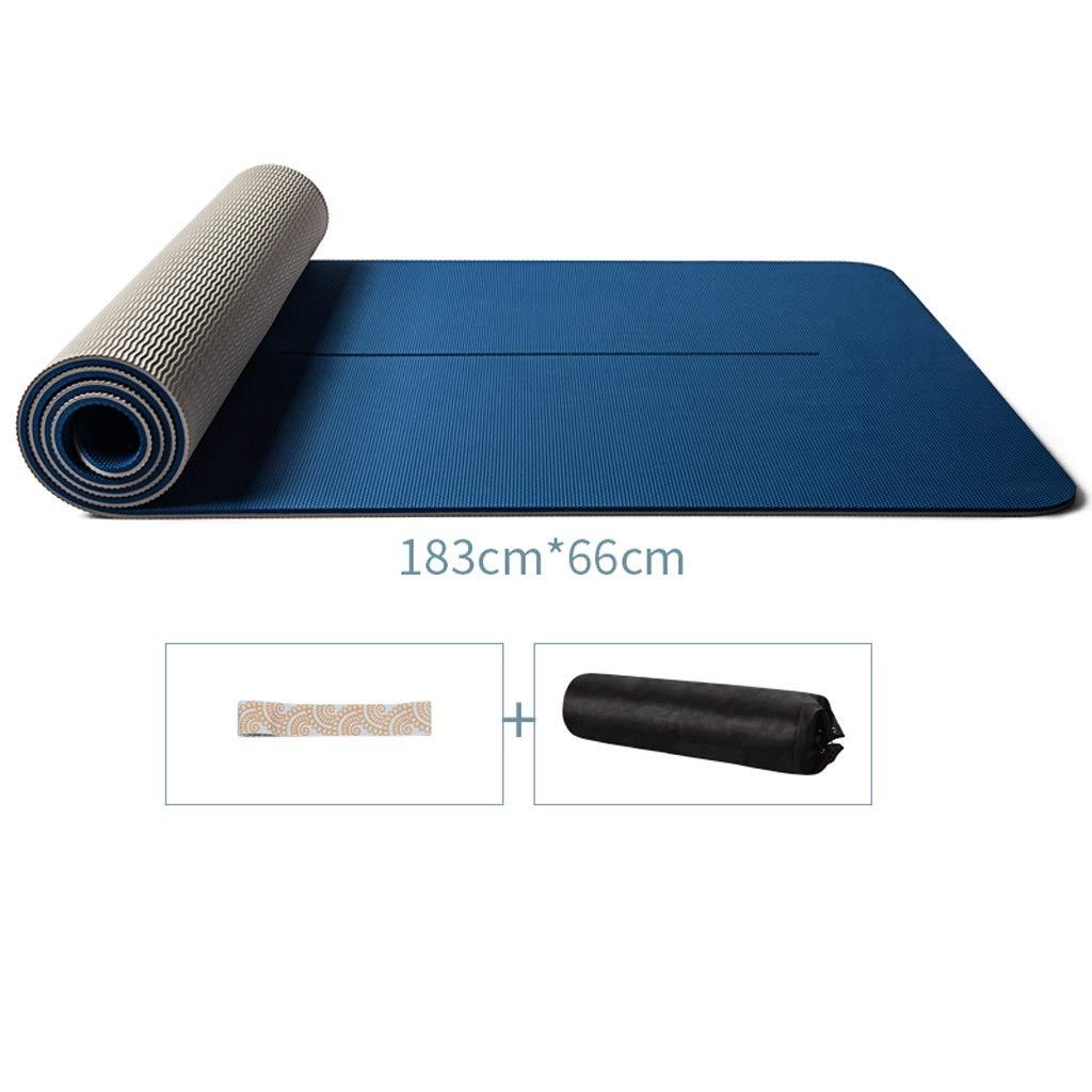 Amazon.com : YJYDD Exercise Mat Yoga Design Lab | The Travel ...