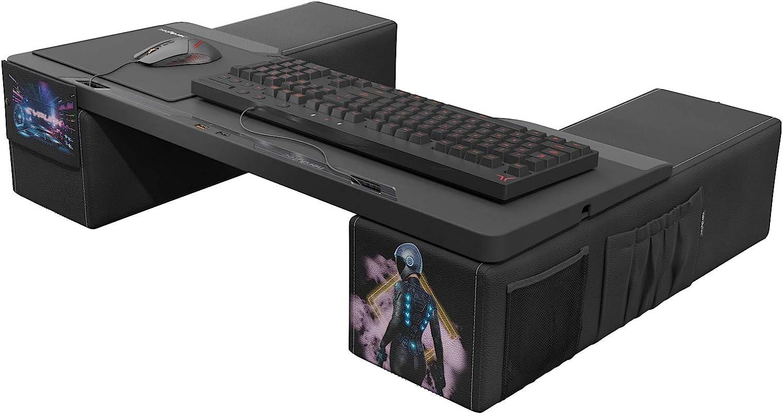 Couchmaster Cyberpunk CYCON² – CYPUNK Edition – Funda para ratón y teclado para PC, PS4/5, Xbox One/Series X