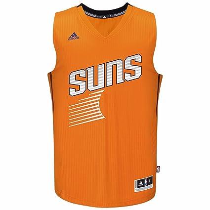 728cbd966ad Amazon.com   adidas Phoenix Suns NBA Orange Swingman Jersey Men ...