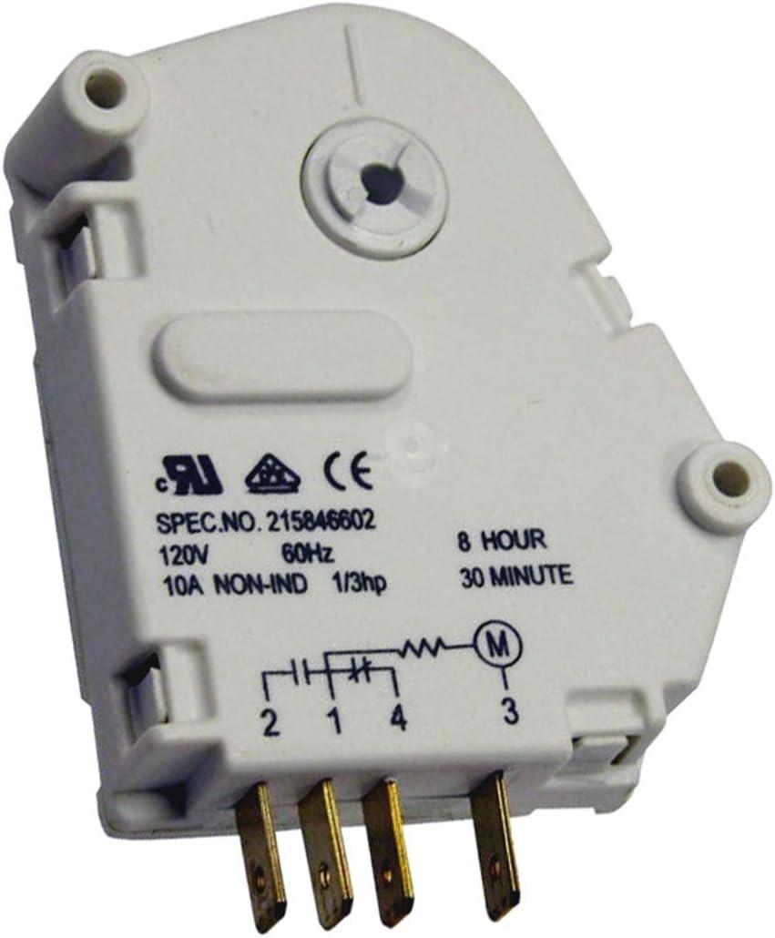 215846602 Frigidaire Timer-Defrost Genuine OEM 215846602