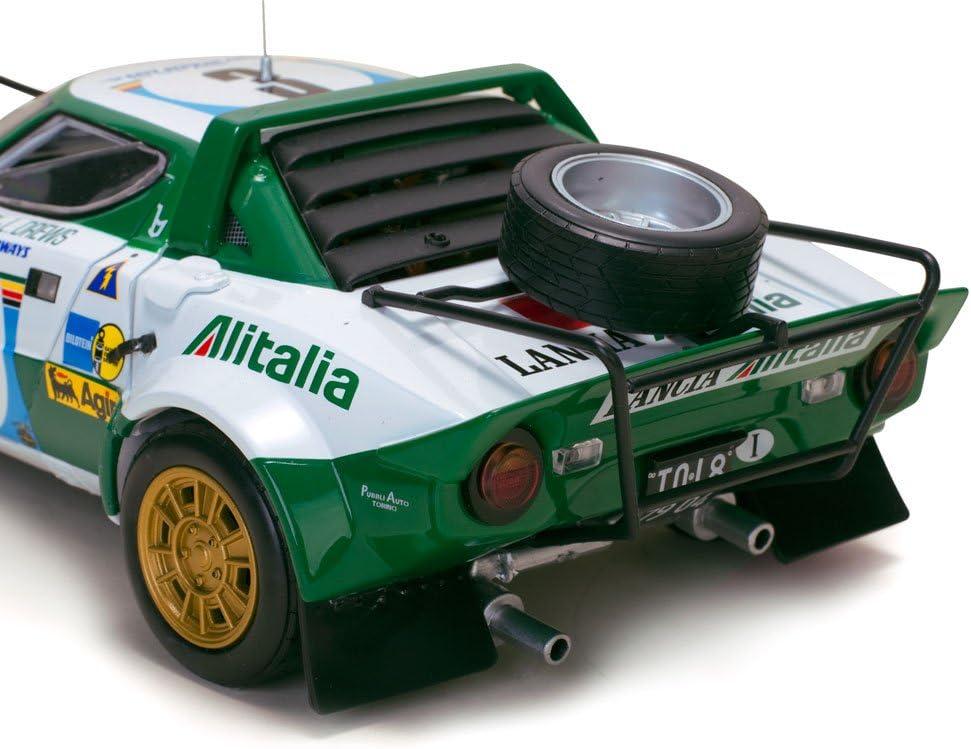 1:18 Sunstar Lancia Stratos HF Rally #3 Safari Rally 1975