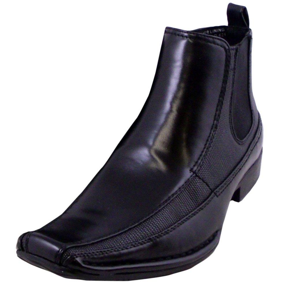 Spiffy Mens Dress Shoe BLACK