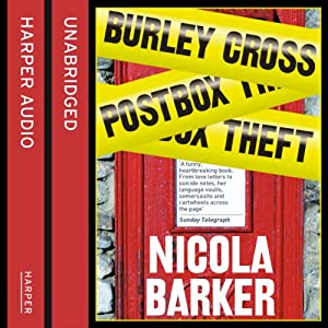 The Burley Cross Post Box Theft Audiobook