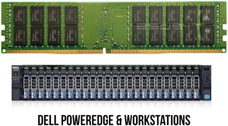 ESUS IT MEMORY RAM UPGRADE 16GB for Dell PowerEdge /& Workstations DDR4 2666MHz ECC REGISTERED SNPDFK3YC//16G AA138422