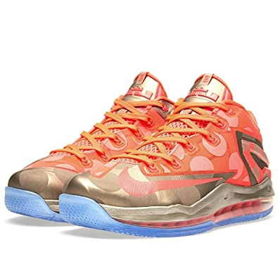 644785a9e900a NIKE Max Lebron 11 Low Collection - 683256-064 - Size 10.5