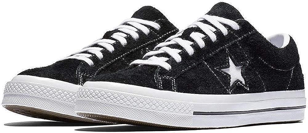 Star Suede Sneakers Black Size: 6.5 UK