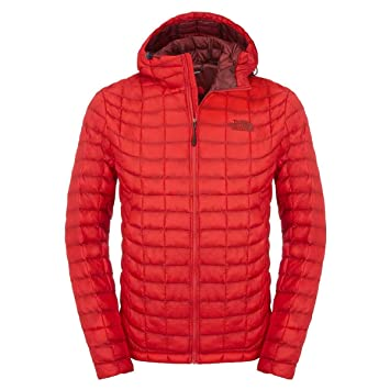 4966acd12792 The North Face Men s Thermoball Hooded Jacket  Amazon.co.uk  Sports ...
