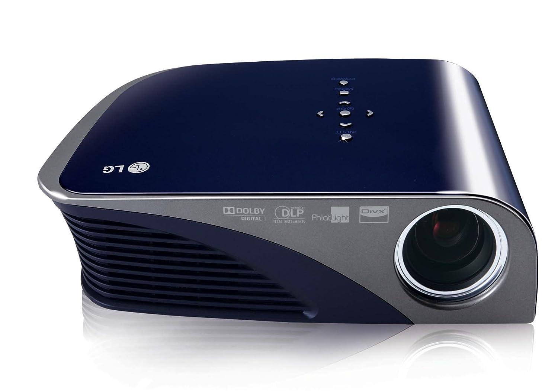 LG HS200G - Proyector Digital SVGA, 200 Lúmenes del ANSI: Amazon ...