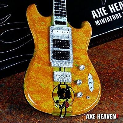 Grateful Dead Jerry Garcia Wolf Signature Miniature Guitar: Everything Else