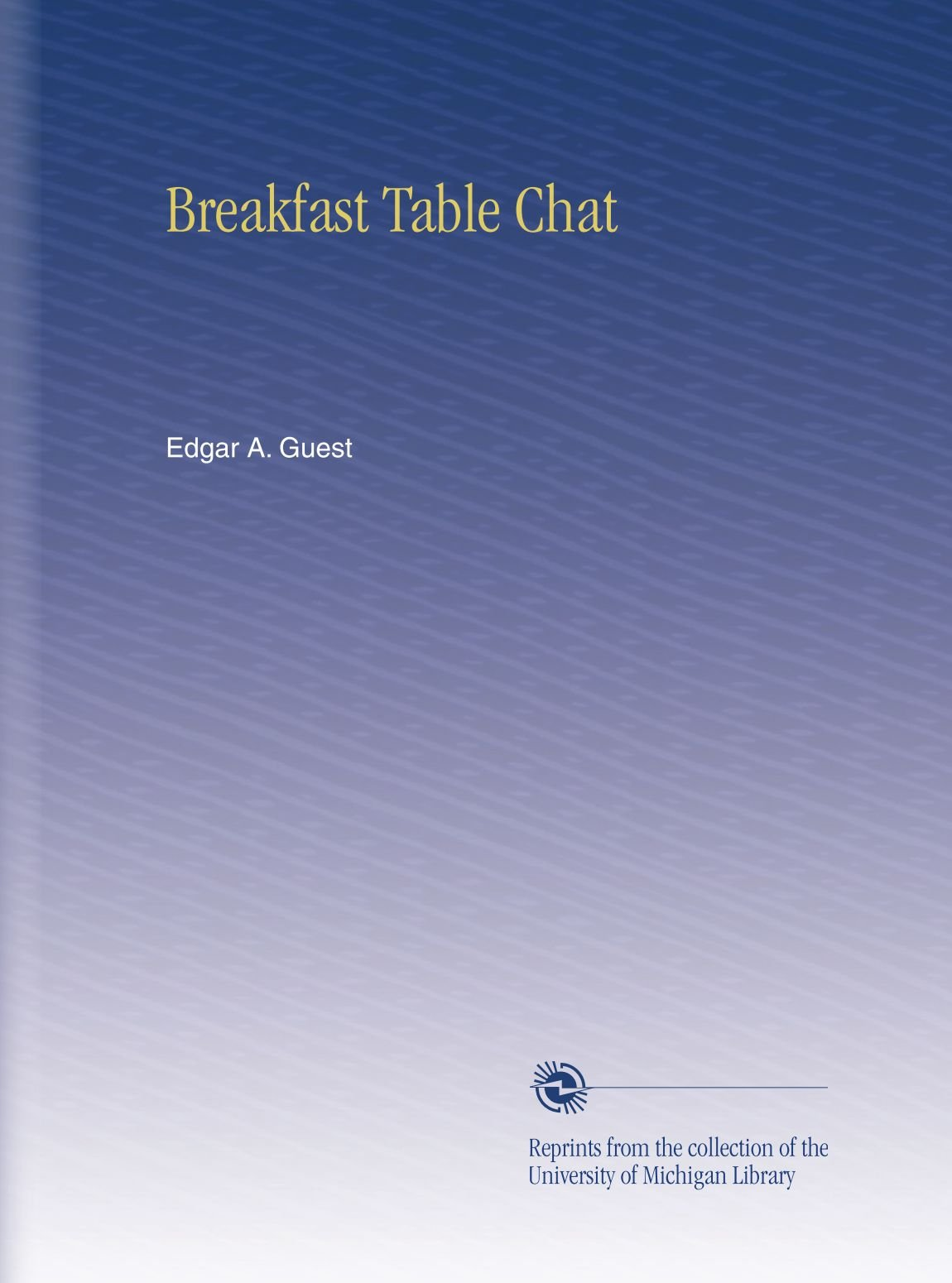 Breakfast Table Chat PDF