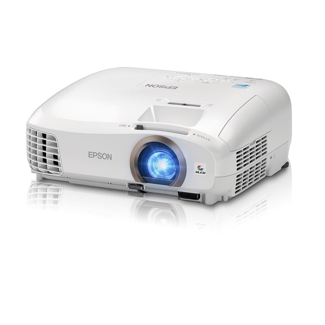Epson Home Cinema 2045 1080p 3D Miracast 3LCD Home Theater Projector by Epson (Image #1)