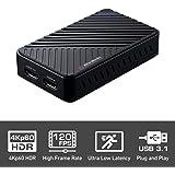 AVerMedia Live Gamer Ultra GC553 [ 4K]パススルー対応 ゲームキャプチャーボックス Full HD 1080p 60fps usb3.1 Ultra-Low[Latency] [並行輸入品] (GC553)