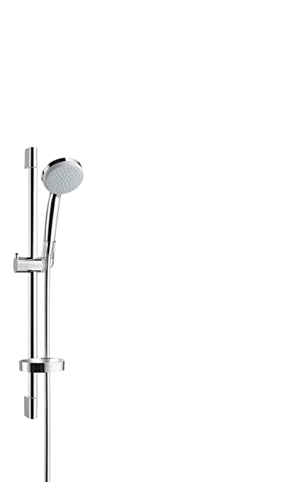 Extrem hansgrohe Croma 100 Shower set Vario with shower rail 65 cm and ZV06