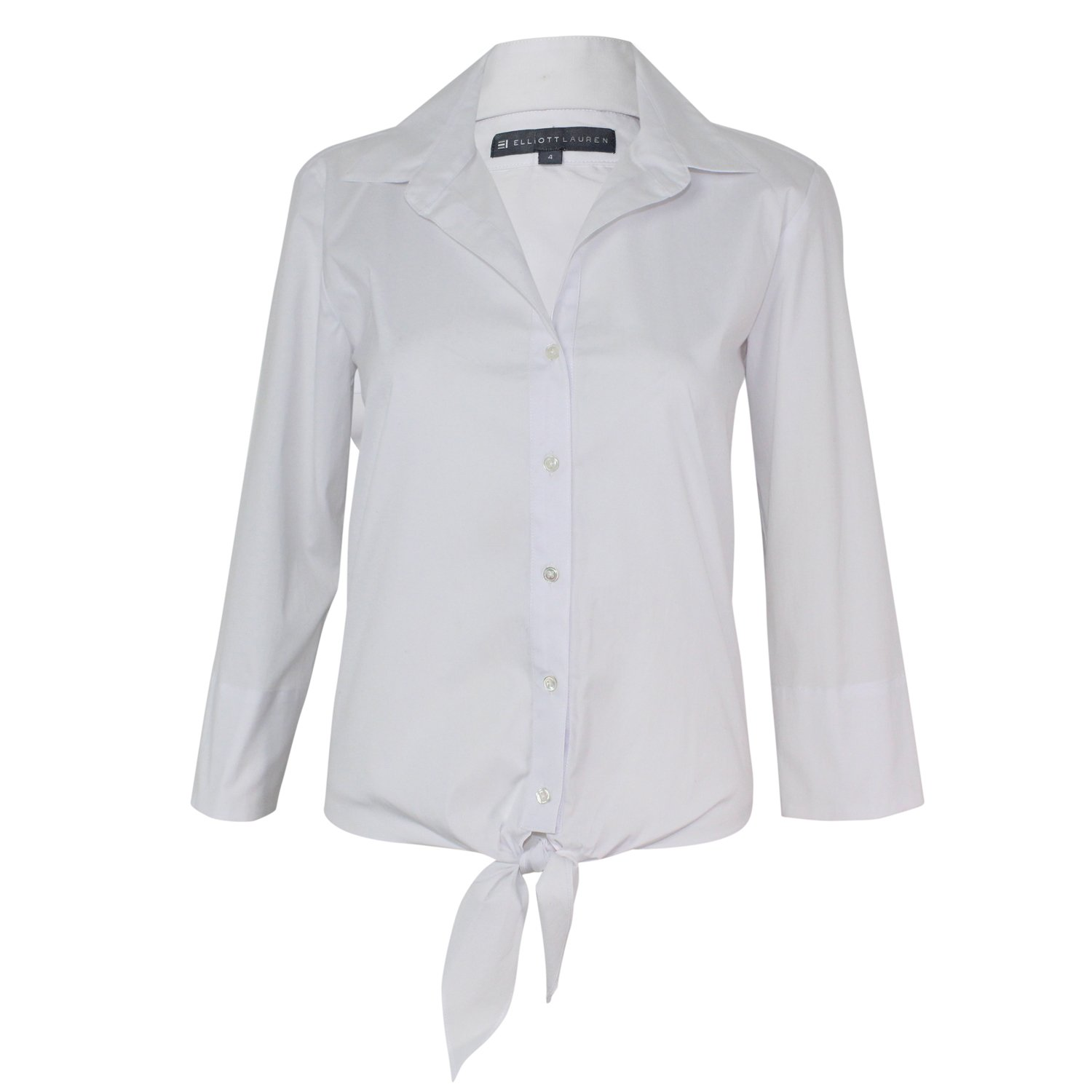 95c340f8 Womens Long Sleeve White Button Up Shirts – EDGE Engineering and ...