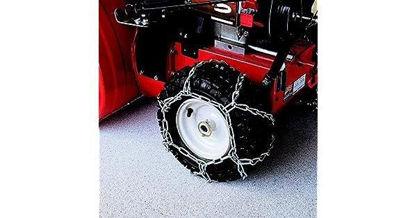 Amazon.com: MTD 490 – 241 – 0028 Snowblower Tire Cadena ...