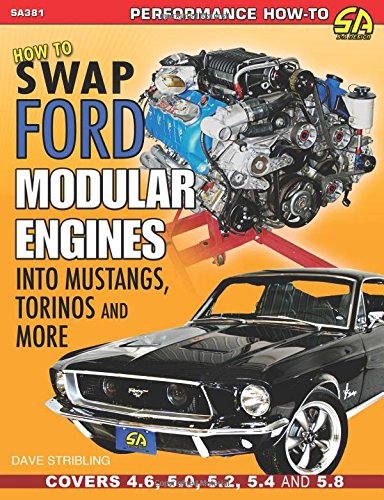 How to Swap Ford Modular Engines into Mustangs, Torinos and More (Performance How-to) - Ford Motor Repair