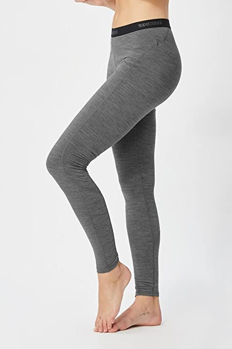 Natural W Base 175/ Femme en Laine m/érinos Tight Super